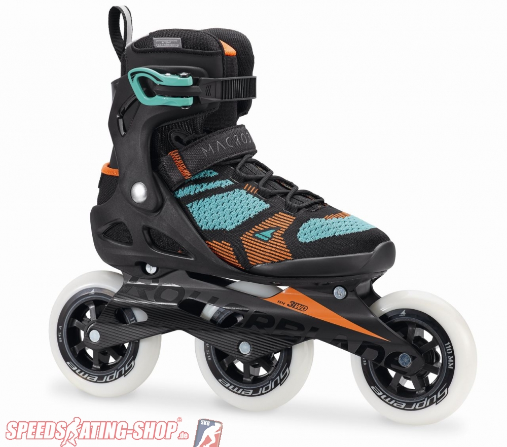 rollerblade macroblade 110 3wd damen 2018 skate jetzt. Black Bedroom Furniture Sets. Home Design Ideas