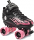 Sure-Grip Flame Rollschuh