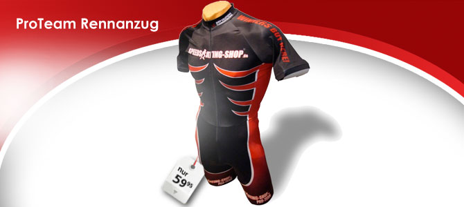 Inline-Rennanzug ProTeam