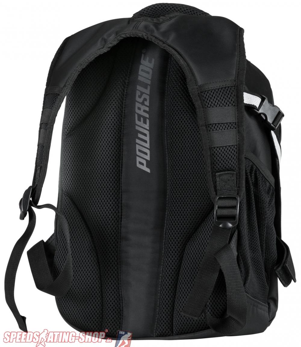 powerslide fitness backpack 2017 rucksack jetzt sicher. Black Bedroom Furniture Sets. Home Design Ideas