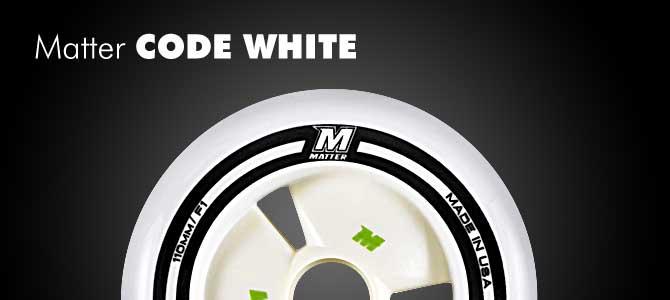 Matter Code White 2015 Rolle